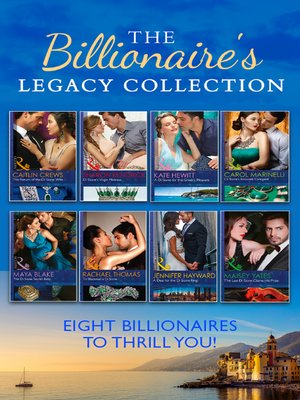 cover image of The Billionaire's Legacy Collection